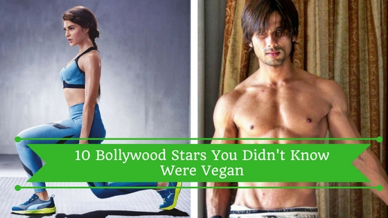 Bollywood Stars to turn Vegan