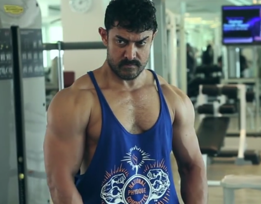 Aamir Khan turns vegan and fit