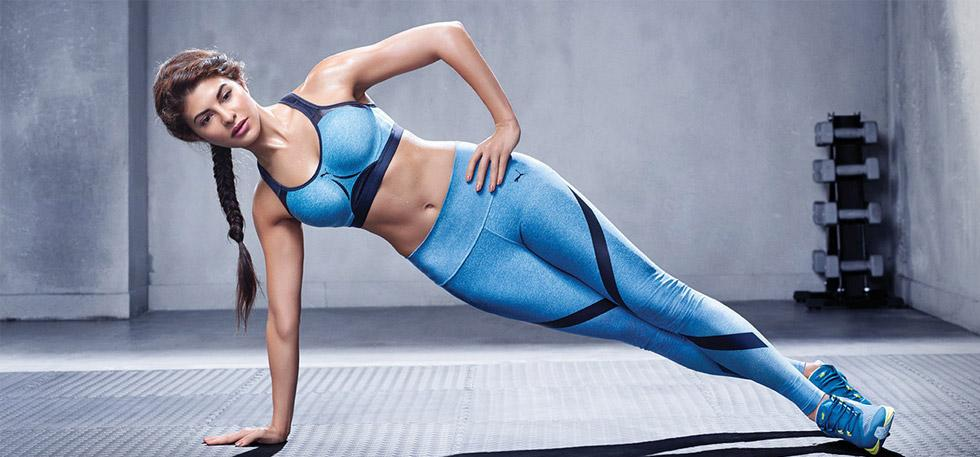 Jacqueline Fernandes turns vegan and fit