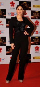 Kareena Kapoor wears a pant suit