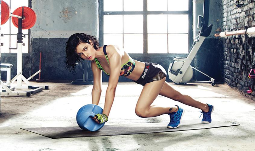 Kangana Ranaut turns vegan and fit