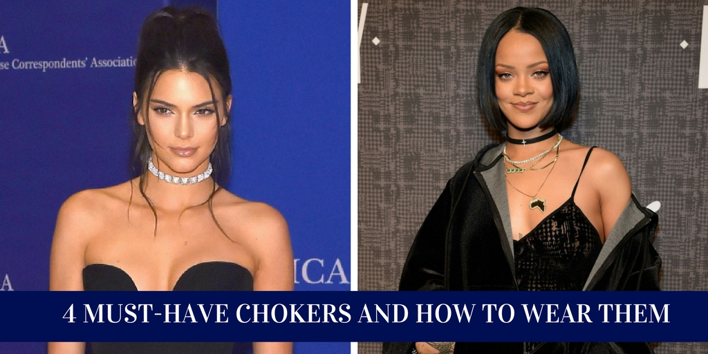 Must Have Chokers And How To Wear Them