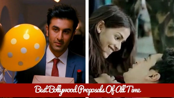 Bollywood Proposals That Will Your Heart Skip A Beat