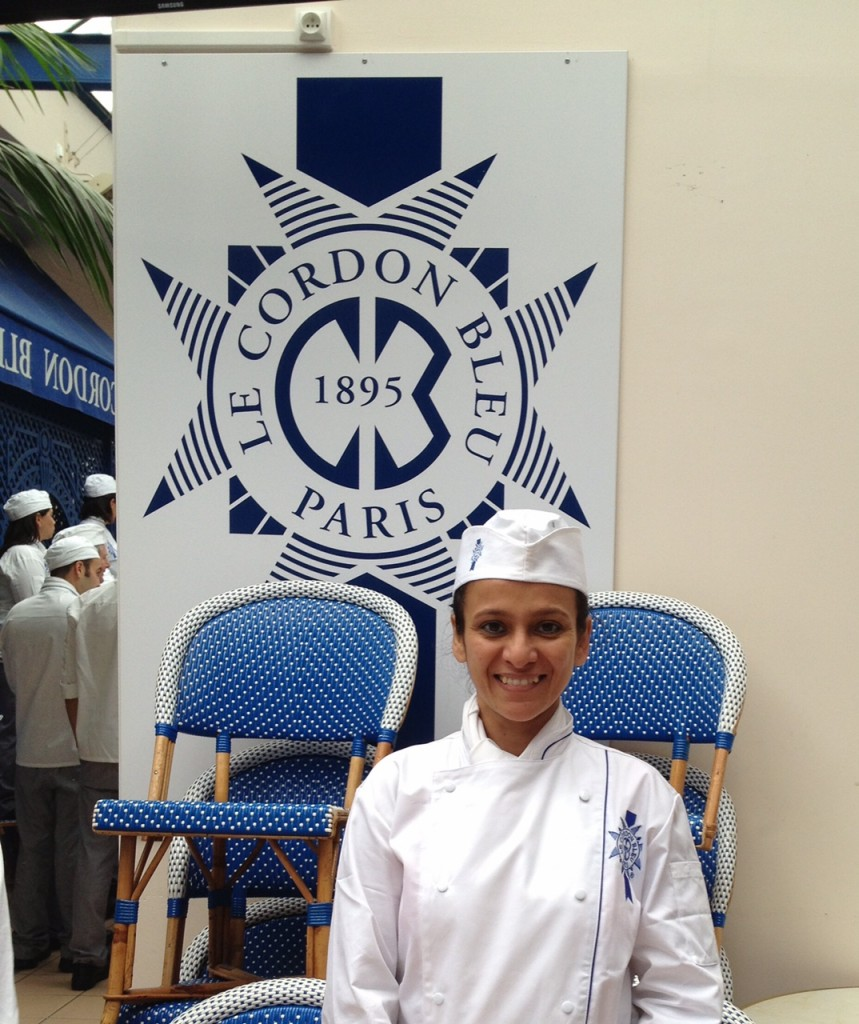 Anurita Ghoshal Expert At Baking And Trained At Le Cordon Bleu