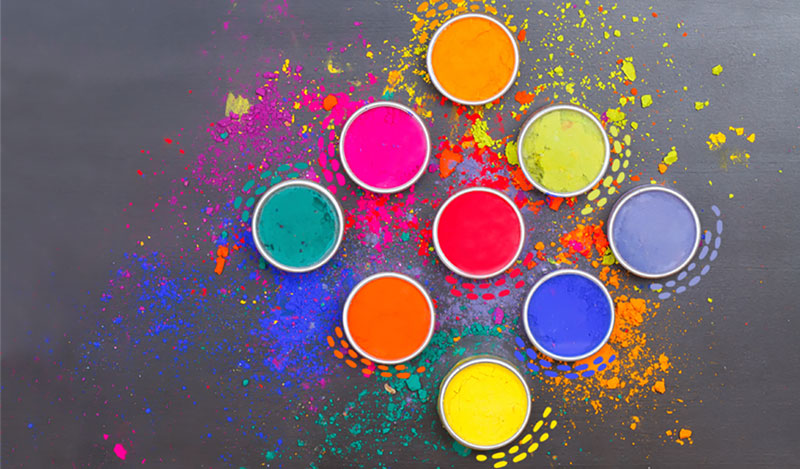 Celebrate Holi The Festival Of Colors Anywhere Around The Globe