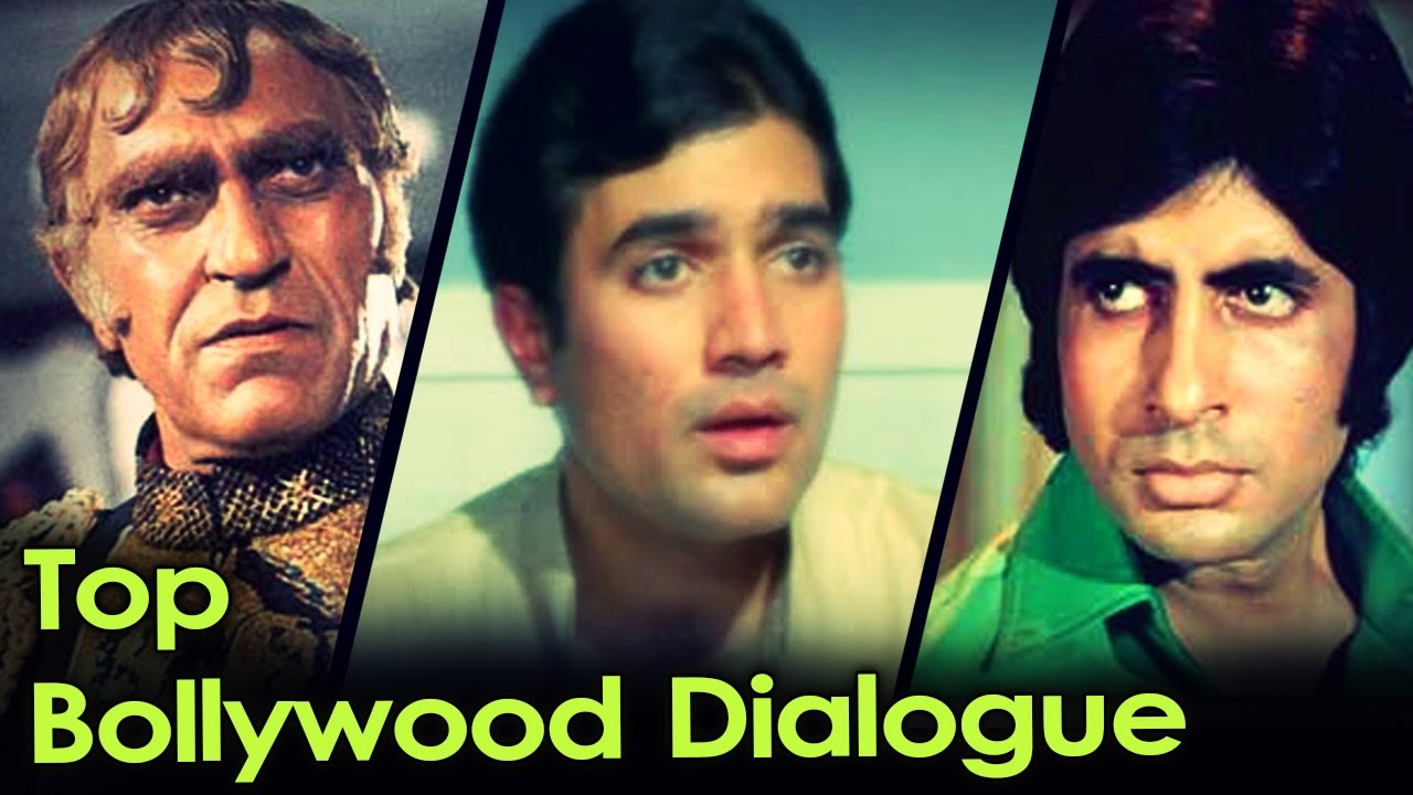 8 Iconic Scenes That Make Bollywood, BOLLYWOOD!
