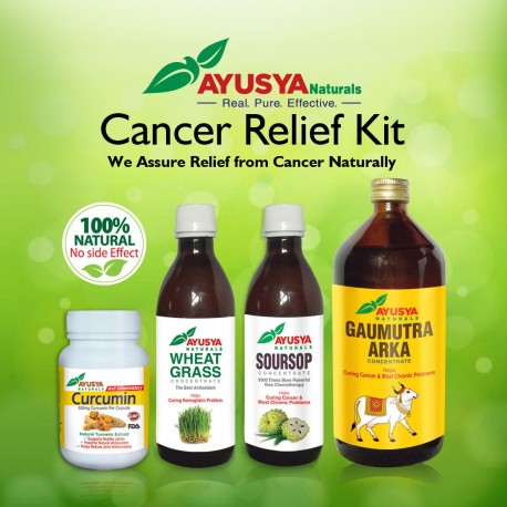 Check Out The Cancer Relief Kit By Ayusya