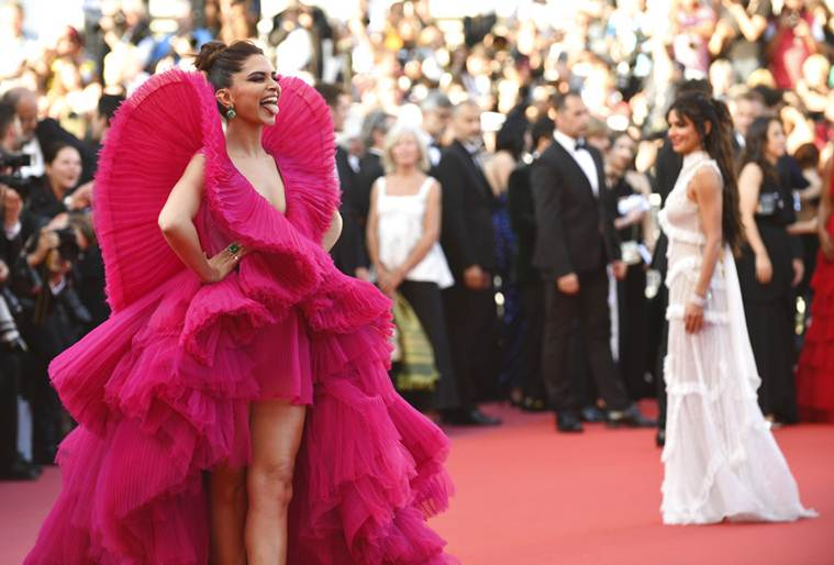 Check Out Deepika's Every Look For Cannes This Year
