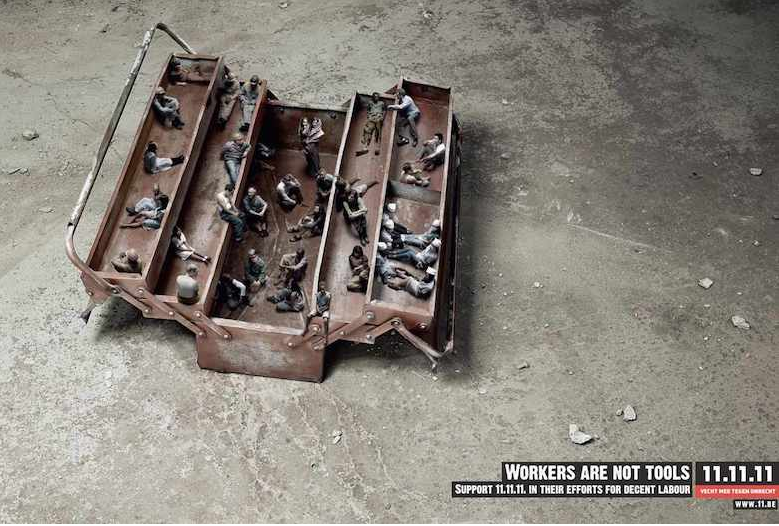 17 ads that have hit hard and made people think twice