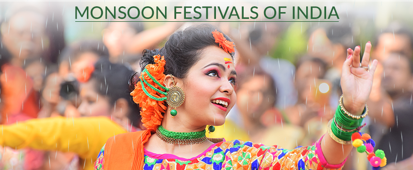 5 Festivals That Mark Monsoon In India
